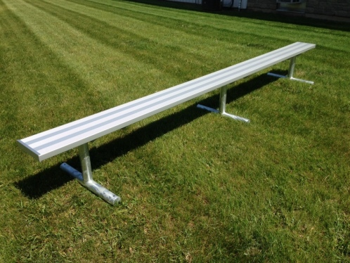 Aluminium Bench 28 Images Image Gallery Metal Bench