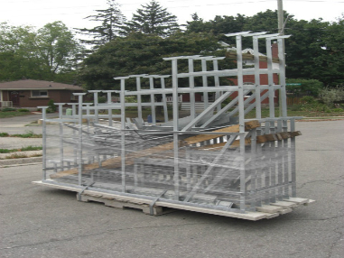10-Row-Bleacher-Frame-Kits