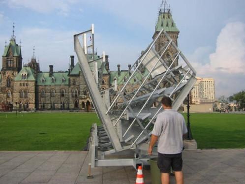 Parliament Hill - Ottawa, ON