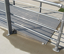 Wheel Chair Ramps -
